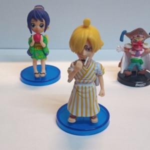 Personaggi One Piece 3D