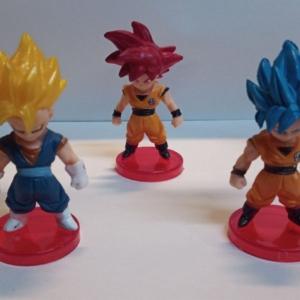 Personaggi Dragon Ball Super 3D